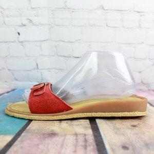 DR. SCHOLL'S The Original Heaven Slide Sandals 9